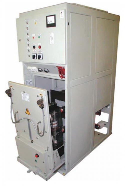 Комплектное распределительное устройство  К-104 (К-59)