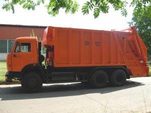 Предлагаем мусоровоз КО-427-01