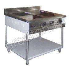 Предлагаем индукционные и газовые профессиональные плиты