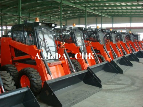 Продам многофункциональный мини погрузчик WECAM мод: GM 650А, GM 650Н, GM 800.