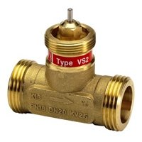 Продаем двухходовой регулирующий клапан Danfoss VS2 (065F2125)