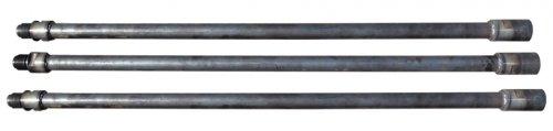 Штанга буровая (удлинительная) усиленная НКТ (насосно-компрессорная труба) L1800мм
