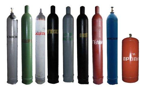 Технические газы в Новом Уренгое