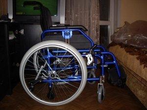 Продаем универсальную инвалидную коляску