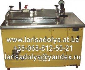 продаем варочный котел электрический круглый КПЭ-60 и прямоугольный КЭ-250, КЭ-300