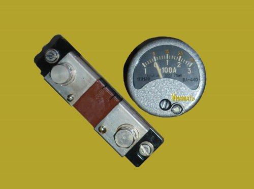 Вольтамперметры ВА-440, ВА-540.