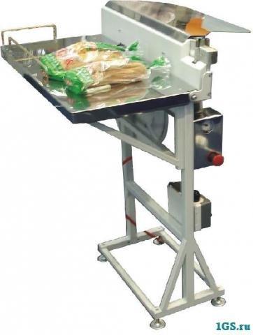 Клипсатор для упаковки  хлеба в готовые пакеты