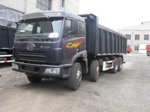 самосвал грузоподъемность  30 тонн FAW 8x4 (новый)