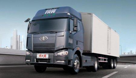 тягач грузоподъемность  20 тонн FAW 4x2 (новый)