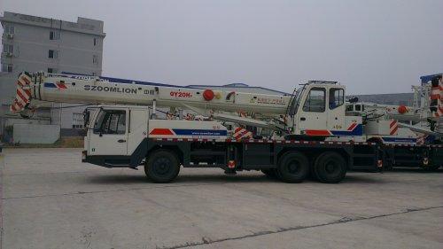 кран  грузоподъемность  20 тонн  (новый)