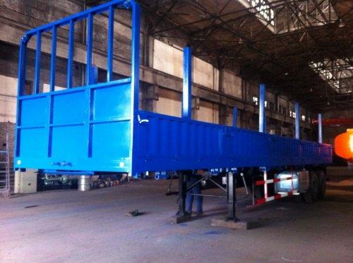 прицеп  бортовой  40 тонн (новый)