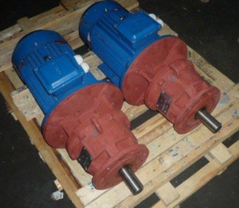 Мотор -редуктор  3МП-40-22,4-G110.
