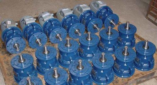 Мотор -редуктор  3МП-31,5-18-G110.