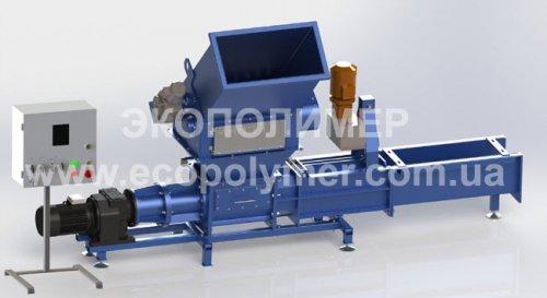 Продам компактор для отходов пенополистирола