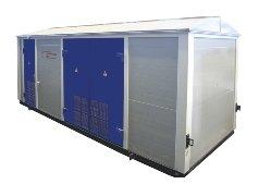 Комплектная трансформаторная подстанция блочная в утеплённой оболочке КТПУБ