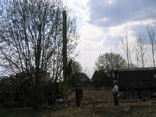 Бурим скважины на воду в Тверской и Смоленской области