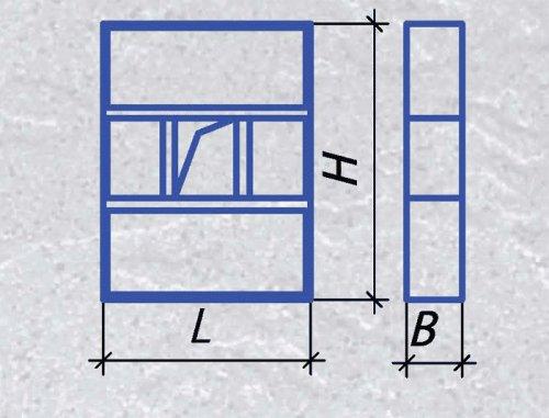Панели стеновые цокольные