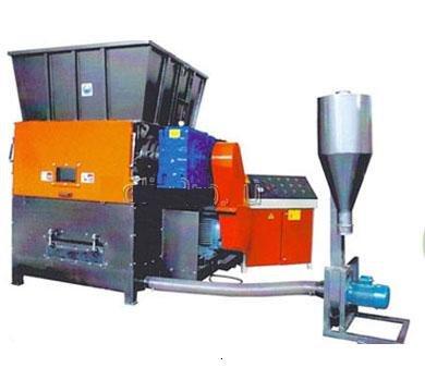 Дробилка-шредер для пластмасс и полимеров YMSС-2260