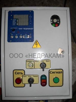 Система контроля каротажа