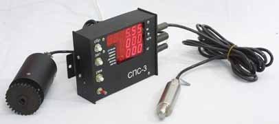 Электронные счетчики положения и скорости