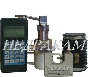 Эхолот-динамограф-расходомер