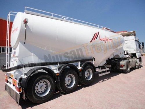 Цементовоз NURSAN 45 м3