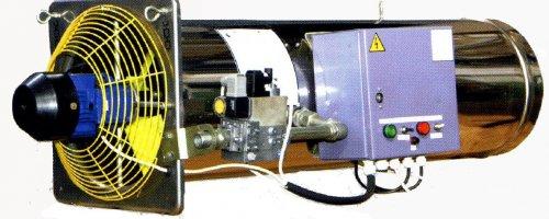 Воздухонагреватели газовые ВГ - 0,07