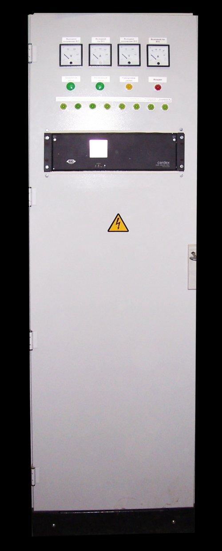 Шкаф питания оперативной блокировки серии ШОПТ-ОБ