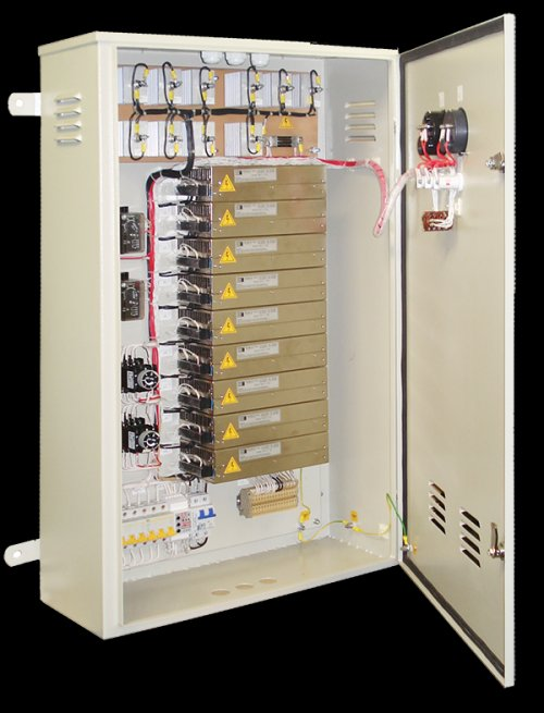 Шкаф зарядно-выпрямительных устройств серии ШОПТ-ВЗУ