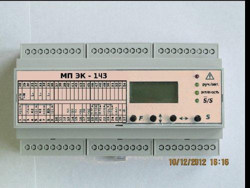 Блок защиты электродвигателей МП ЭК-143