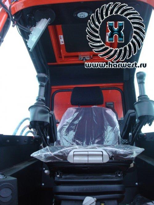 Мощный гусеничный самоходныймульчер V350LGP DENISCIMAF