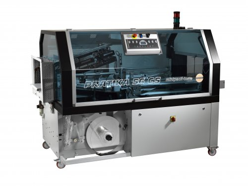 Автоматическая машина камерного типа PRATIKA 56 CS (MINIPACK-TORRE, Италия)