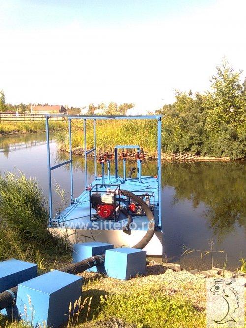 Очистка водоемов