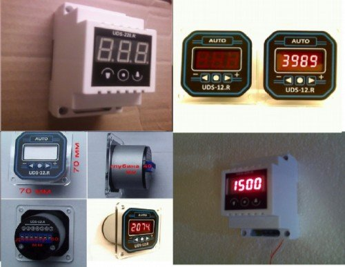 Терморегуляторы измеритель температур градусник температурное реле термореле термодатчик индикатор контроллер
