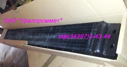 Секция масляного радиатора 0404.000 (ТЭ3.02.005)