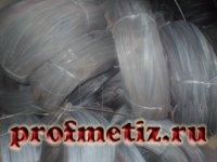 Проволока вязальная (отожженая, мягкая, термообработанная) черная ГОСТ 3282-74