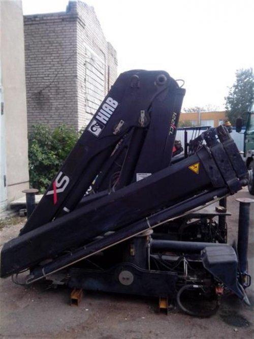 Манипулятор Hiab-122 B2