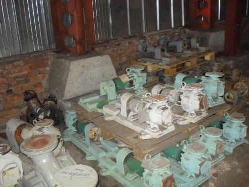 Насосы со склада в Новосибирске