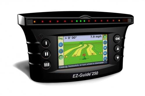 Система параллельного вождения. GPS-навигация для с/х