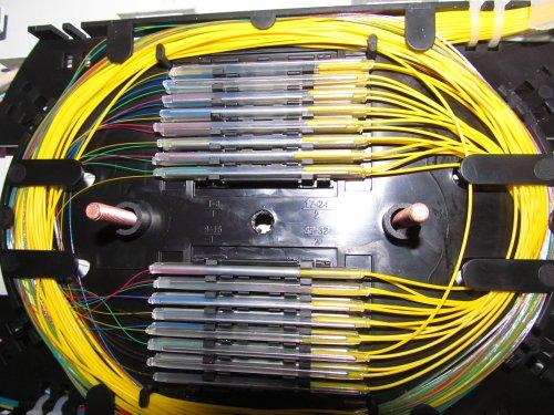 Прокладка волоконно-оптических линий связи (ВОЛС)