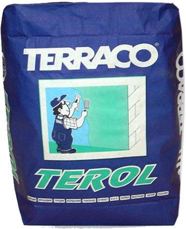 Терол декор (короед) - минеральная декоративная штукатурка