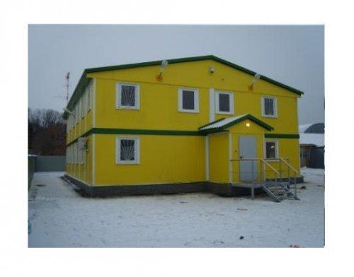 Бытовки, блок контейнеры, модульные здания. Изготовление, доставка, монтаж, аренда.