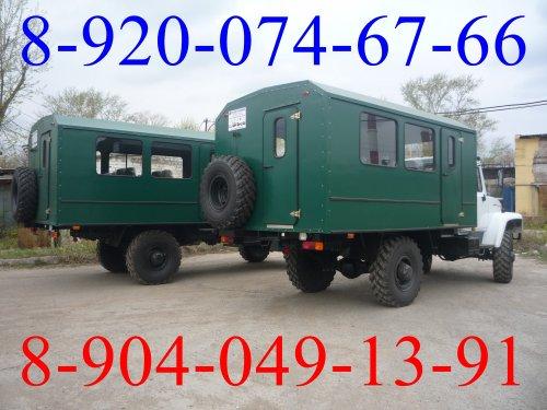Вахтовый  автобус  ГАЗ 33081 на  20 мест,  автобус  специальный  ГАЗ