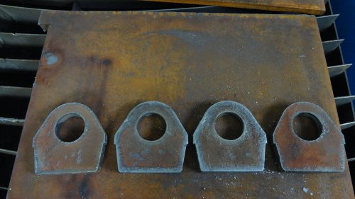 Станок газо-кислородной резки металла с ЧПУ