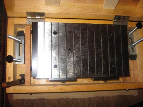Линейка синусная ЛС-200-120, с хранения, Гост 4046-80