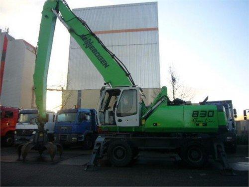 Продается перегружатель Sennebogen 830M