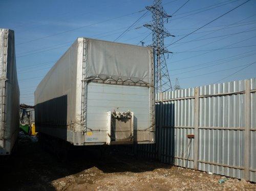 полуприцеп (Mega) Schmitz Cargobull SPR 24 2008г.
