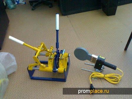 УСПТ 50-110 Сварочный аппарат для сварки п/эт трубы