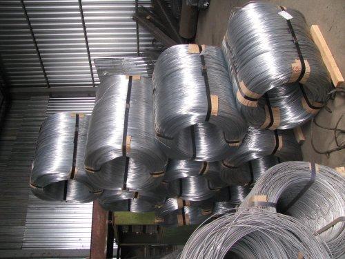 Проволока оцинкованная термообработанная ГОСТ 3282-72 вязальная  ф2,0 мм, 2,2 мм, 3,0 мм, 4,0мм