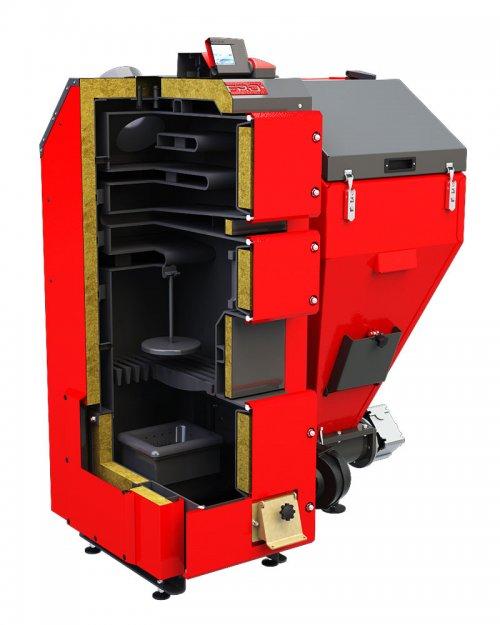 Автоматический твердотопливный котел DEFRO Komfort Eko 20 кВт